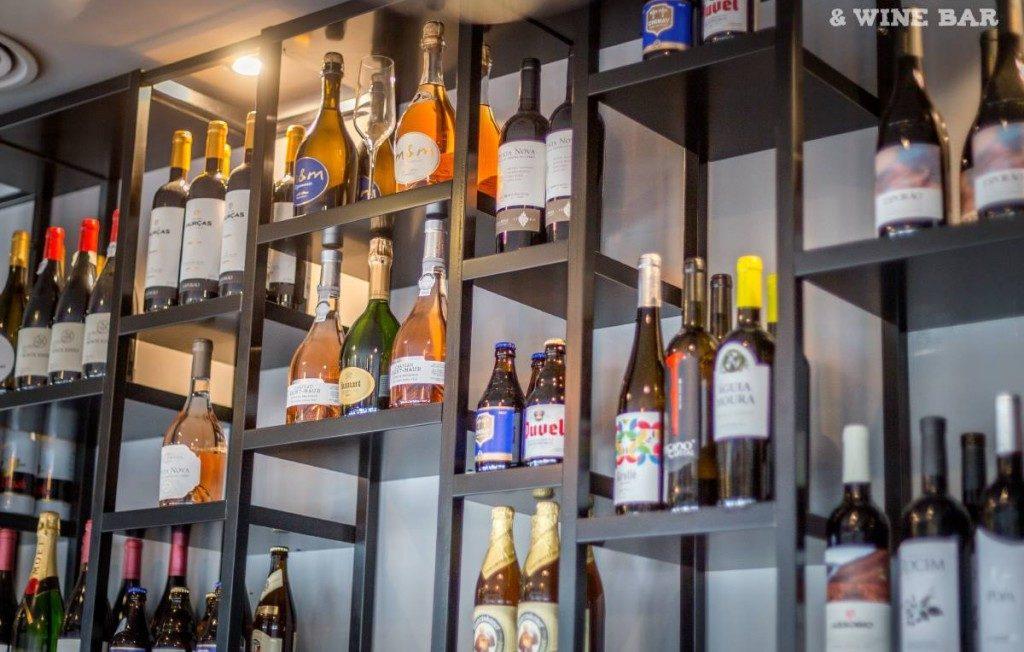 Tapas & Wine Bar