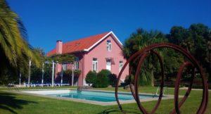 Casa do Arcebispado - Casa de Campo