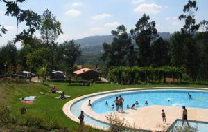 Parque de Campismo Rural de Vila Fria