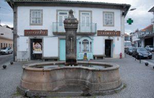 3. Fonte da Praça Dr. António Inácio Coimbra