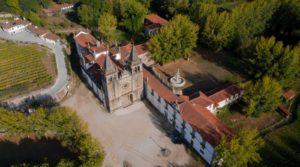 12.Mosteiro de Santa Maria de Pombeiro