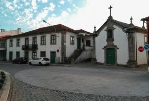 Casa do Dr. Leonardo Coimbra e Capela de Santo António