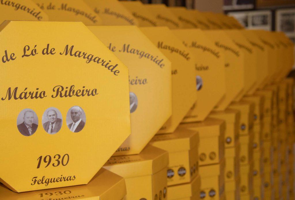 Pão-de-Ló de Margaride Mário Ribeiro