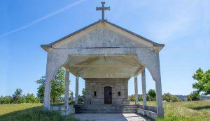 Capela e Miradouro da Senhora da Aparecida - Pinheiro