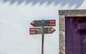"""Percurso Pedestre - PR2 """"Caminhos Verdes"""""""